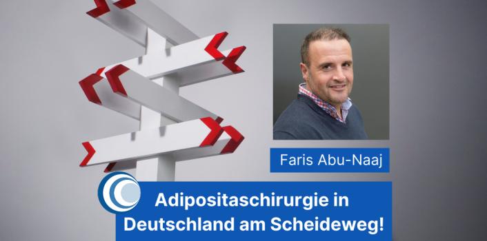Adipositaschirurgie in Deutschland am Scheideweg?