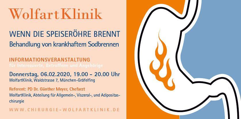 Veranstaltung WolfartKlinik