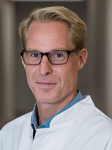 Dr. med. Marc Müller, Endokrinologie, Diabetologie