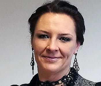 Stefanie Kinzinger, Leiterin der Adipositas SHG in München Gräfelfing