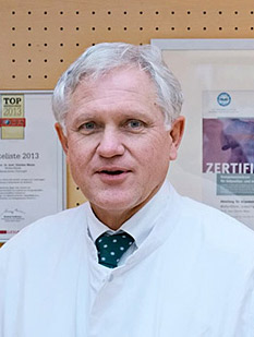 PD Dr. Günther Meyer