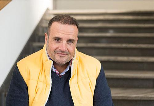 Faris Abu-Naaj, Leitung der Adipositas SHG München City, Dicke Freunde