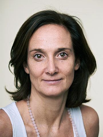 Stefanie Keller, Übungsleiterin und Yogalehrerin